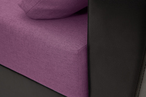 Прямой диван Амстердам эконом Dream Siren Текстура ткани