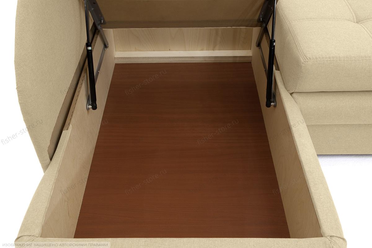 Угловой диван Мираж Dream Dark Beight Ящик для белья
