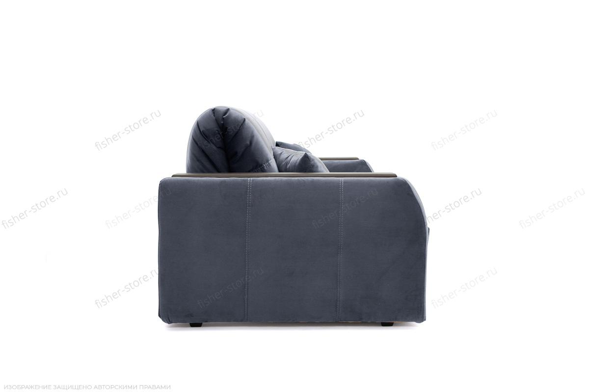 Прямой диван Ява-5 Amigo Navy Вид сбоку