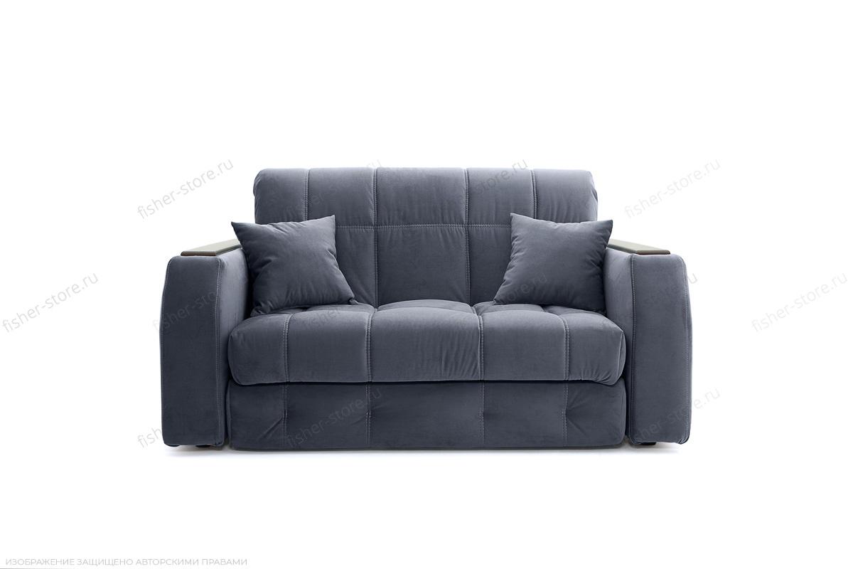 Прямой диван Ява-5 Amigo Navy Вид спереди