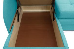 Угловой диван Мираж Dream Azure Ящик для белья