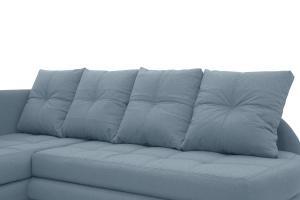 Угловой диван Мираж Dream Blue Подушки