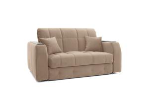 Прямой диван Ява-5 Amigo Latte Вид по диагонали