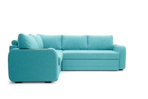 Угловой диван Диана Dream Azure Вид спереди