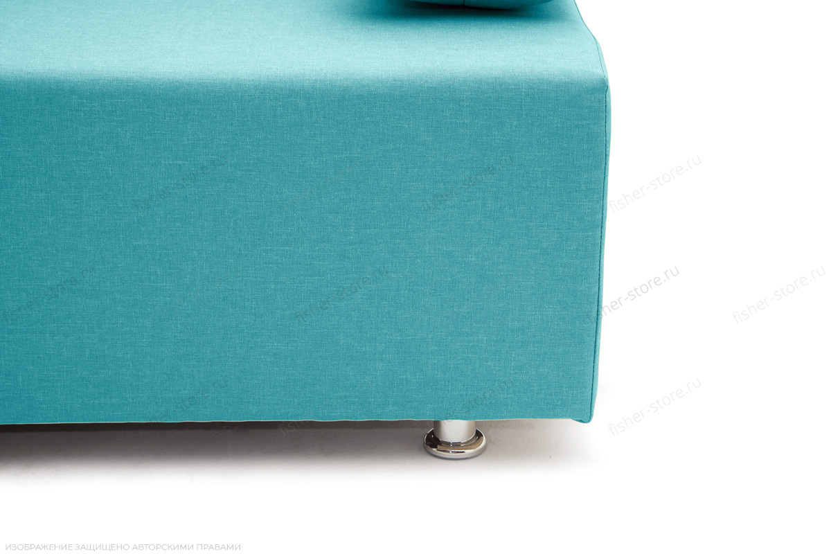 Прямой диван Чарли Dream Azure Ножки