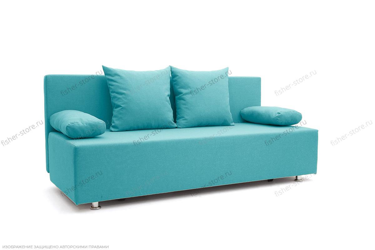Прямой диван Чарли Dream Azure Вид по диагонали