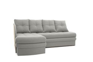 Угловой диван Мираж Dream Light Grey Вид по диагонали