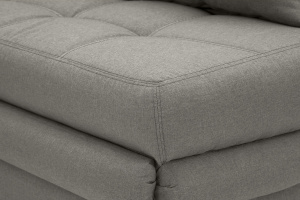 Угловой диван Мираж Dream Grey Текстура ткани