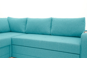 Угловой диван Диана Dream Azure Подушки