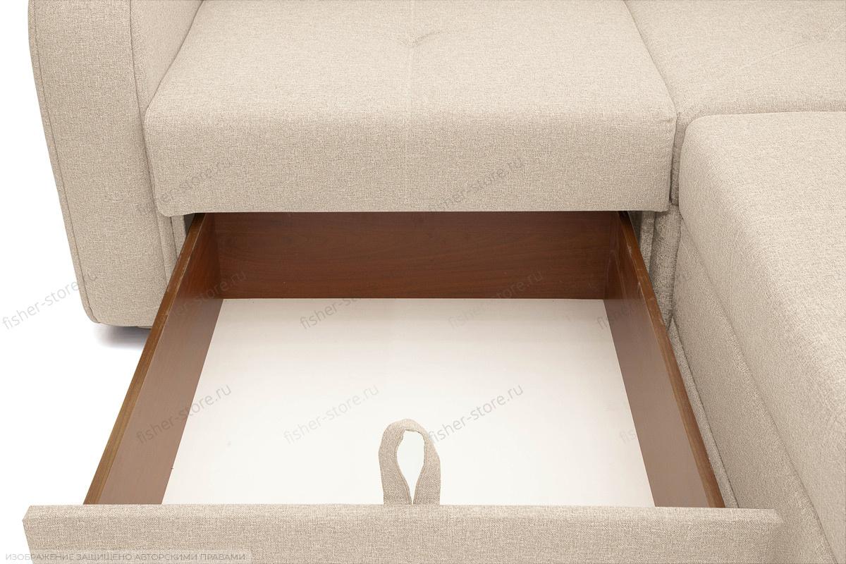 Угловой диван Диана Dream Beight Ящик для белья