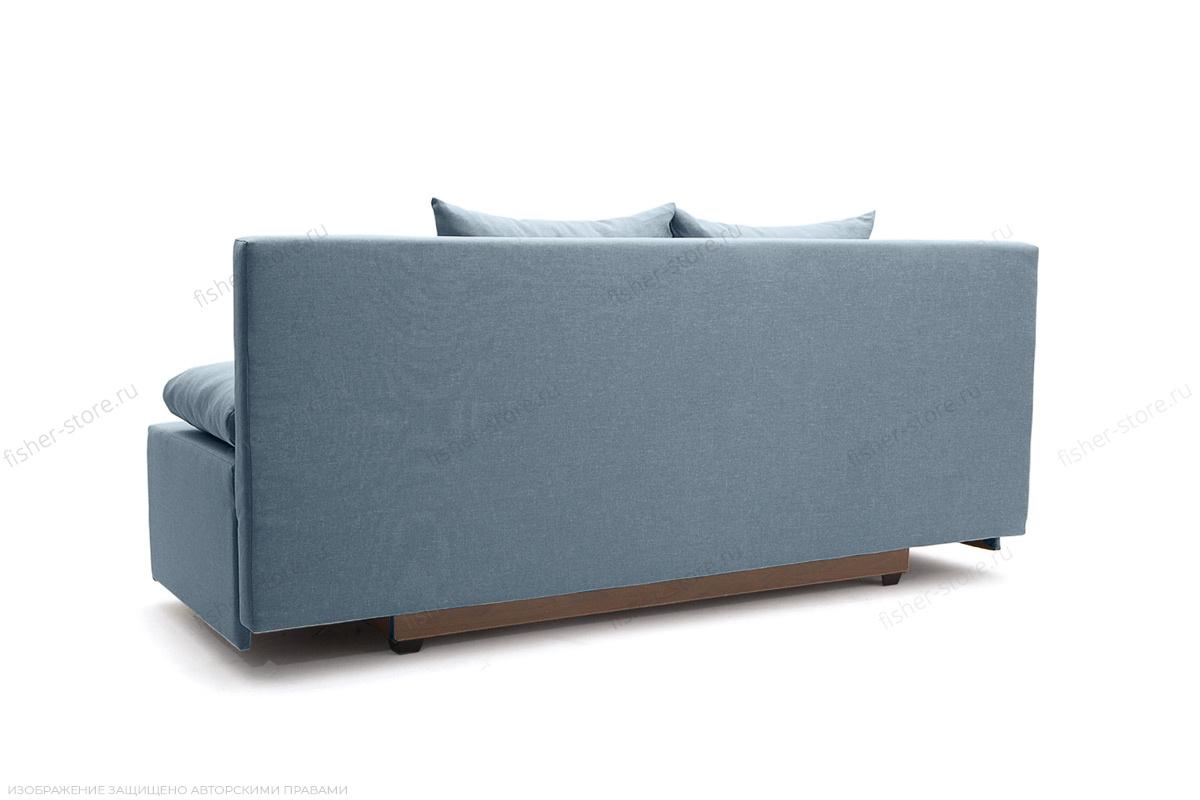 Прямой диван Чарли Dream Blue Вид сзади