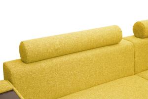 Двуспальный диван Диана Dream Yellow Текстура ткани