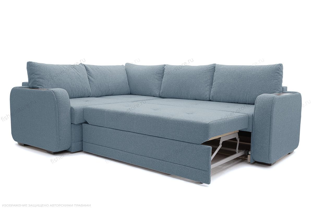 Угловой диван Диана Dream Blue Спальное место