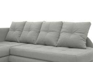 Угловой диван Мираж Dream Light Grey Подушки