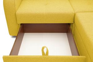 Двуспальный диван Диана Dream Yellow Ящик для белья