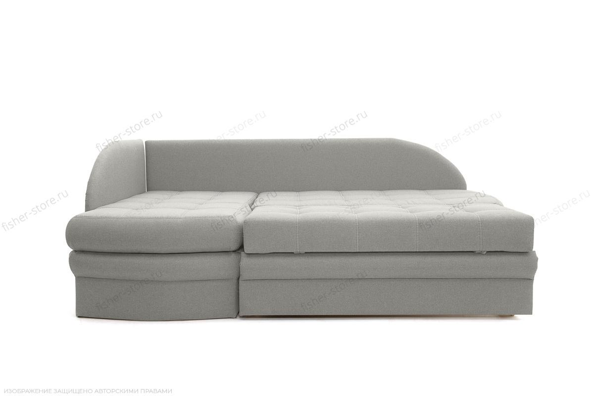 Угловой диван Мираж Dream Light Grey Спальное место
