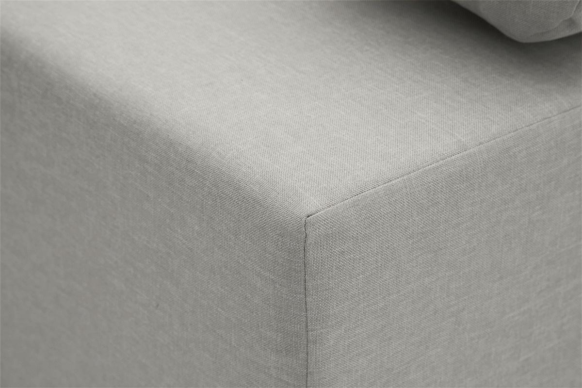 Диван Чарли Dream Light Grey Текстура ткани