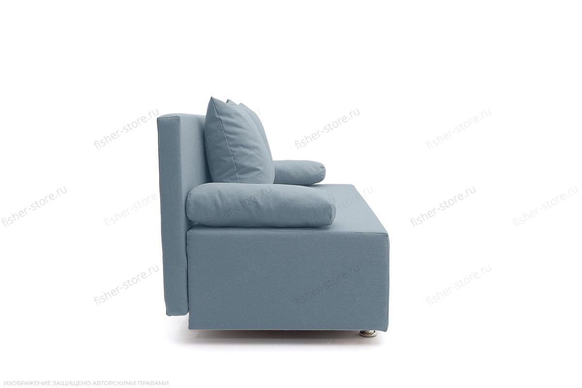 Прямой диван Чарли Dream Blue Вид сбоку