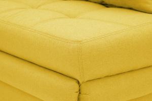 Угловой диван Мираж Dream Yellow Текстура ткани