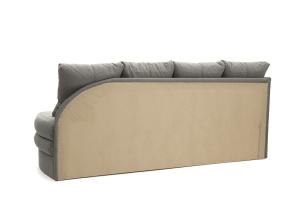 Двуспальный диван Мираж Dream Grey Вид сзади