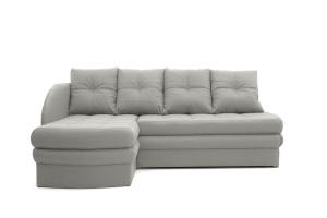 Угловой диван Мираж Dream Light Grey Вид спереди