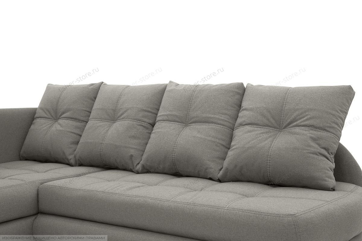 Угловой диван Мираж Dream Grey Подушки