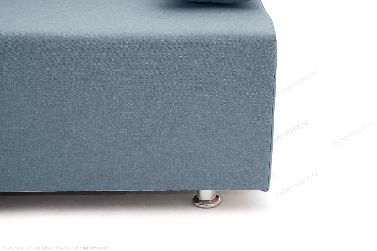 Прямой диван Чарли Dream Blue Ножки