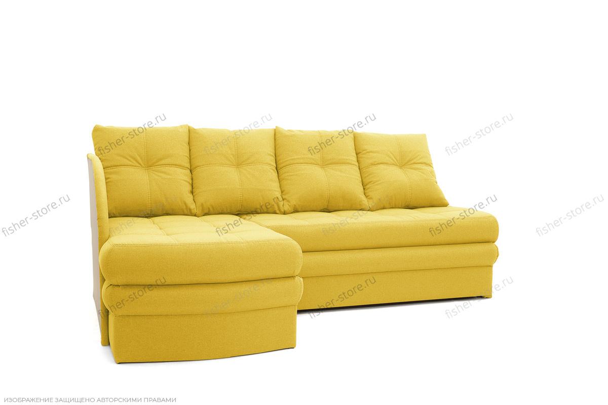Угловой диван Мираж Dream Yellow Вид по диагонали