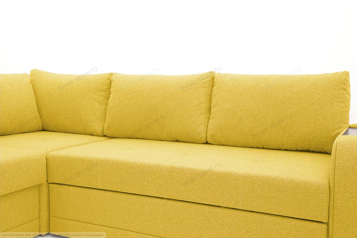 Двуспальный диван Диана Dream Yellow Подушки