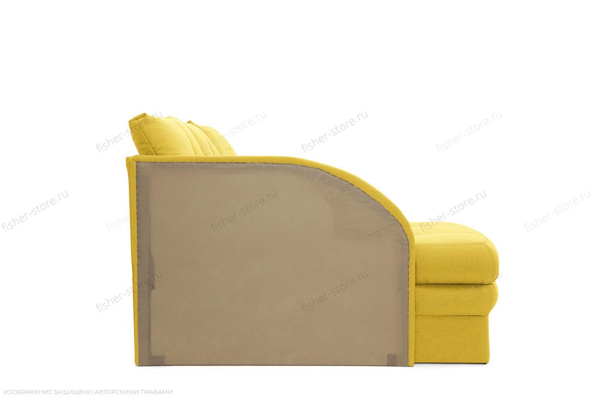 Угловой диван Мираж Dream Yellow Вид сбоку