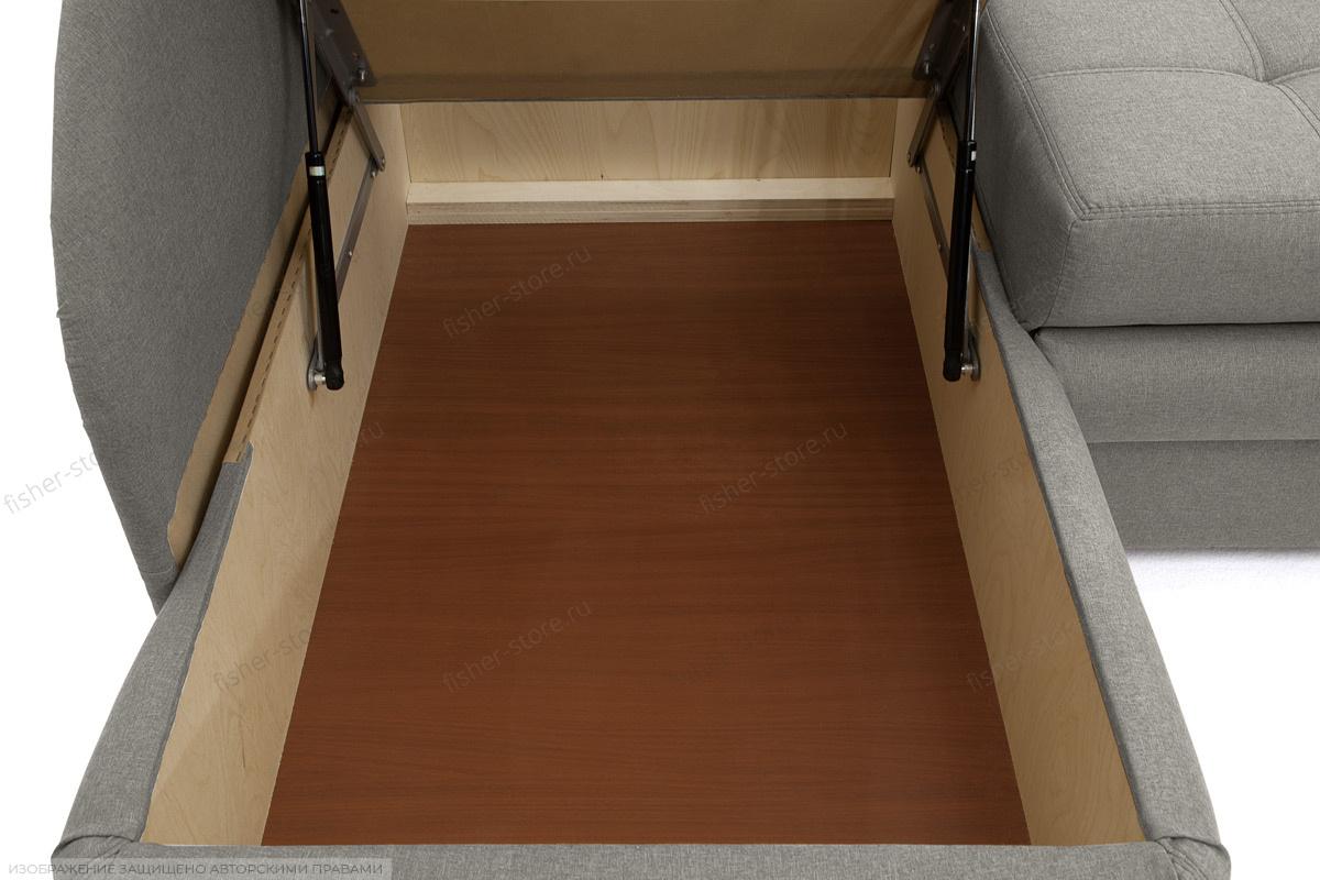Двуспальный диван Мираж Dream Grey Ящик для белья