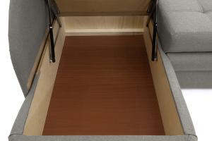 Угловой диван Мираж Dream Grey Ящик для белья