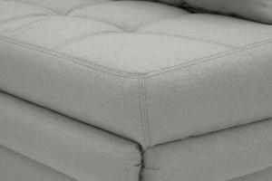 Угловой диван Мираж Dream Light Grey Текстура ткани