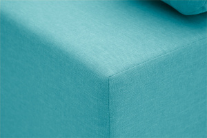 Прямой диван Чарли Dream Azure Текстура ткани