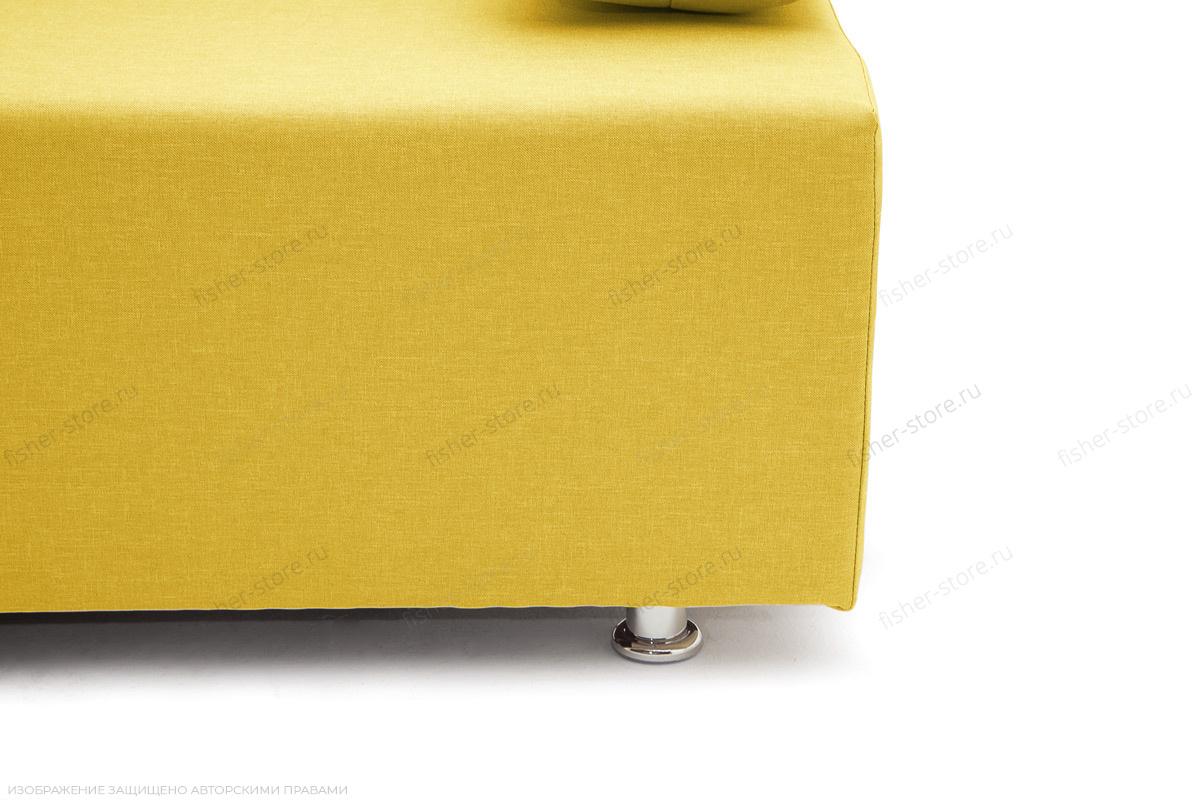 Прямой диван Чарли Dream Yellow Ножки