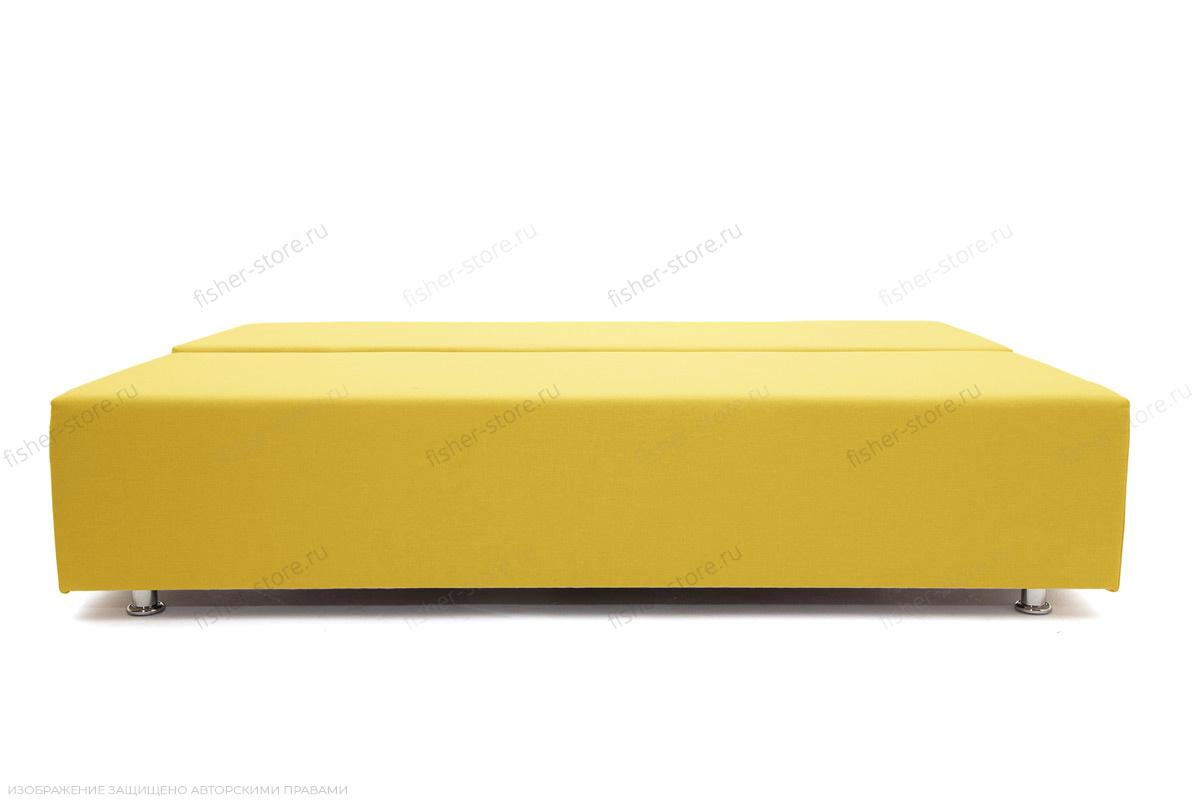 Прямой диван Чарли Dream Yellow Спальное место