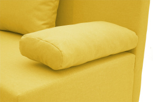 Прямой диван Чарли Dream Yellow Подушки