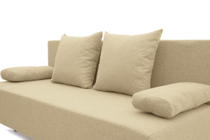Прямой диван Чарли эконом Dream Dark beige Подушки