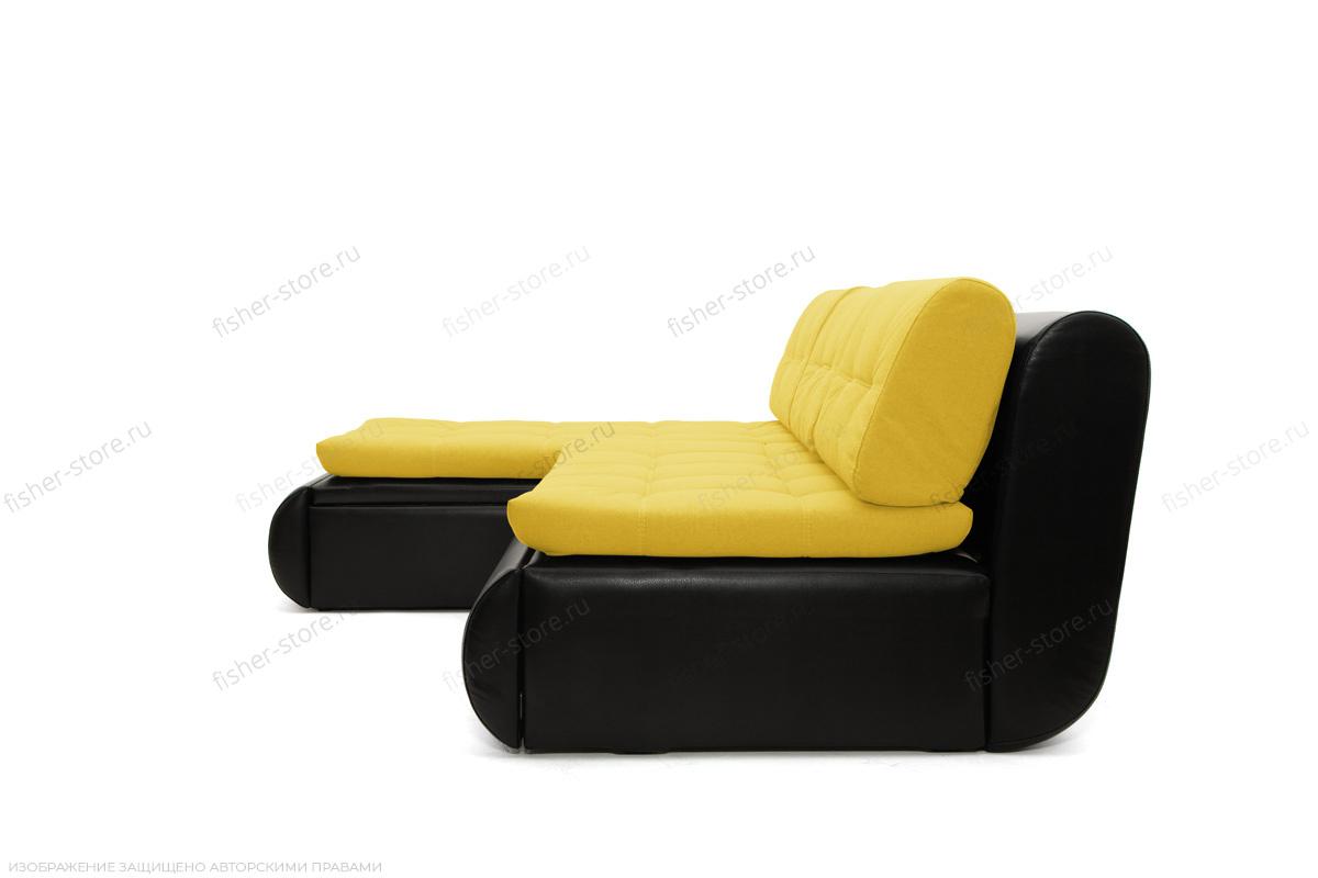 Угловой диван Модерн Dream Yellow Вид сбоку