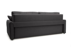 Двуспальный диван Мадрид люкс Amigo Grafit Вид сзади