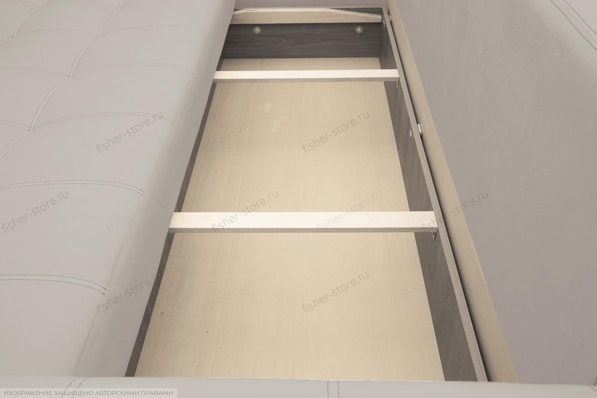 Прямой диван Мадрид люкс Amigo Cream Ящик для белья