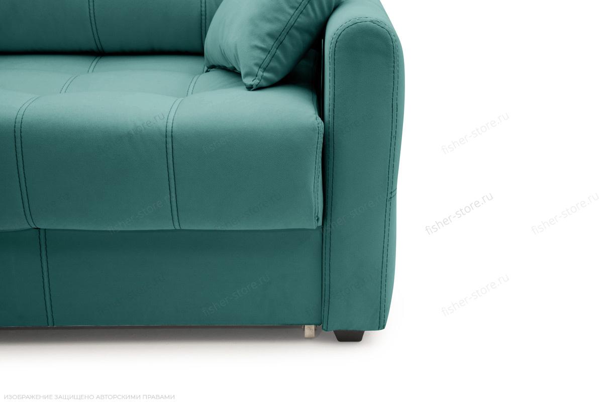 Прямой диван Мадрид люкс Amigo Lagoon Ножки