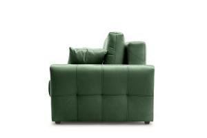 Прямой диван Мадрид люкс Amigo Green Вид сбоку