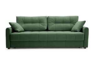 Прямой диван Мадрид люкс Amigo Green Вид спереди