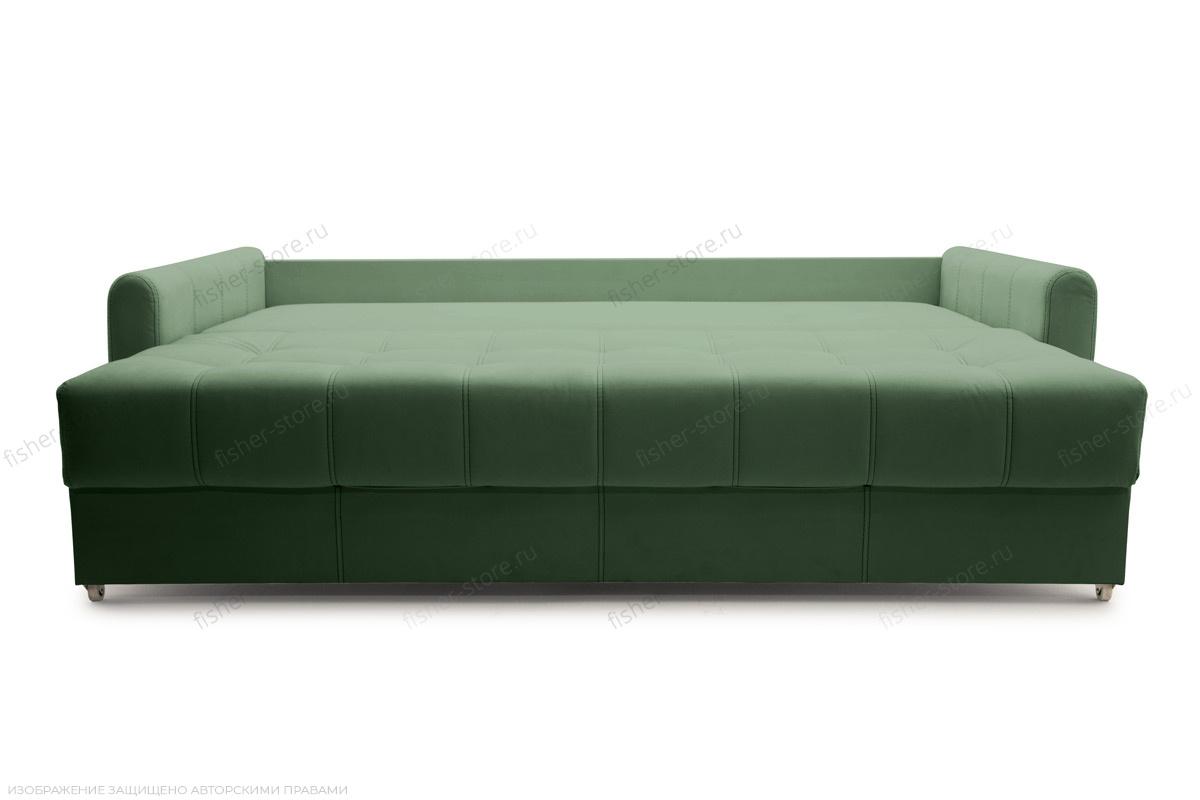 Прямой диван Мадрид люкс Amigo Green Спальное место