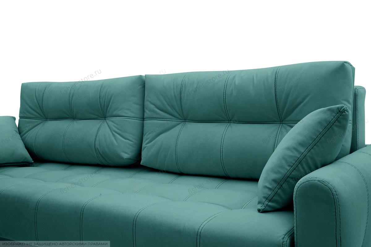 Прямой диван Мадрид люкс Amigo Lagoon Подушки