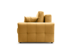 Прямой диван Мадрид люкс Amigo Yellow Вид сбоку