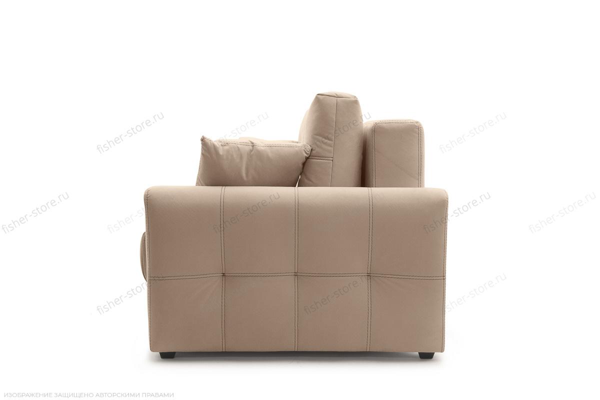 Прямой диван Мадрид люкс Amigo Latte Вид сбоку