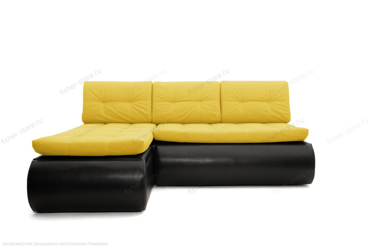 Угловой диван Модерн Dream Yellow Вид спереди