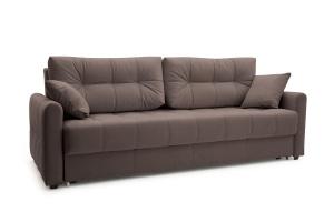 Двуспальный диван Мадрид люкс Amigo Chocolate Вид по диагонали